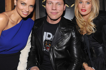 Adriana Lima Doutzen Kroes Victoria's Secret Fashion Show Afterparty