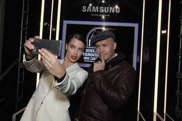 Adriana Lima Samsung Celebrates the Premiere of 'Zoolander 2'