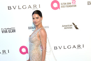 Adriana Lima 26th Annual Elton John AIDS Foundation's Academy Awards Viewing Party - Arrivals