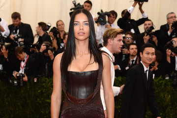 Adriana Lima Red Carpet Arrivals at the Met Gala — Part 3