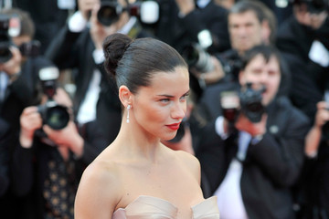 "Adriana Lima ""The Expendables 3"" Premiere - The 67th Annual Cannes Film Festival"