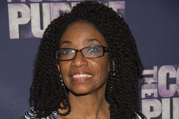 Adriane Lenox 'The Color Purple' Broadway Opening Night - Arrivals and Curtain Call
