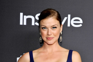 Adrianne Palicki The 2017 InStyle and Warner Bros. 73rd Annual Golden Globe Awards Post-Party - Red Carpet
