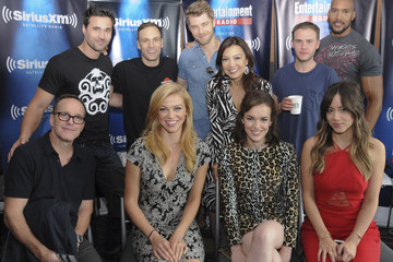 Adrianne Palicki SiriusXM's Entertainment Weekly Radio Channel Broadcasts from Comic-Con 2015