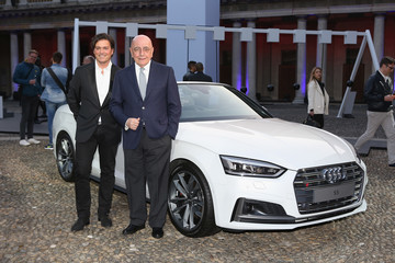 Adriano Galliani Audi City Lab