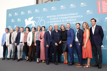 Adriano Pantaleo 'Il Sindaco Del Rione Sanita' (The Mayor Of Rione Sanita) Photocall - The 76th Venice Film Festival