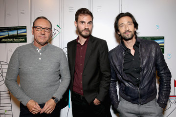 Adrien Brody Celebrities Attend the Jameson First Shot Screening Party