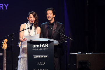 Adrien Brody Cinema Against AIDS Gala Show