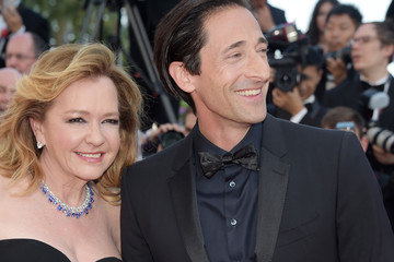 Adrien Brody Closing Ceremony Red Carpet Arrivals - The 70th Annual Cannes Film Festival