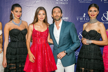 Adrien Brody Jacob & Co Gala Cocktail Party 'Sky Is Not the Limit'