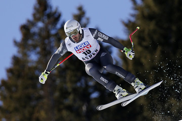 Adrien Theaux Audi FIS Alpine Ski World Cup - Men's and Women's Downhill