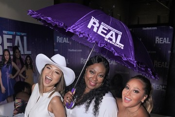 Adrienne Bailon Loni Love The Real Takes The 2016 ESSENCE Festival - Day 4