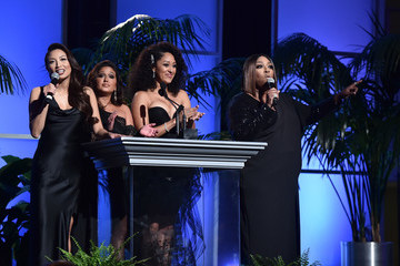 Adrienne Bailon Loni Love 49th NAACP Image Awards - Non-Televised Awards Dinner and Ceremony