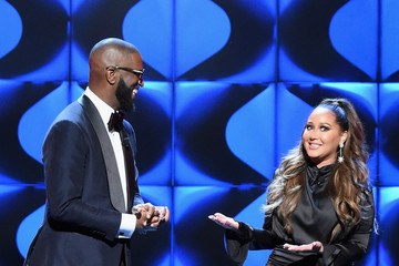 Adrienne Bailon Rickey Smiley 2019 Super Bowl Gospel Celebration