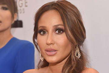 Adrienne Bailon 48th NAACP Image Awards -  Red Carpet