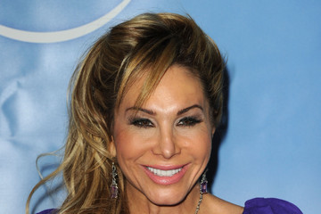 Adrienne Maloof NBC Universal 2011 Winter TCA Press Tour All-Star Party