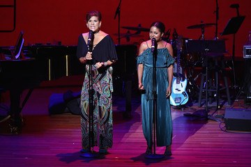 Adrienne Warren NYCLU Hosts Annual 'Broadway Stands Up for Freedom' Concert