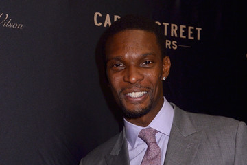 Adrienne Williams Bosh Chris Bosh and Hennessy V.S Raise A Glass To Mr. Nice Tie