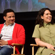 Eric Andre and Abbi Jacobson Photos