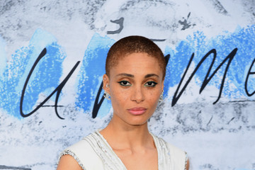 Adwoa Aboah The Summer Party 2019 Presented By Serpentine Galleries And Chanel - Red Carpet Arrivals
