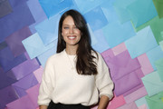 Emily DiDonato attends as Aerie celebrates an Evening Of Change with with the #AerieREAL Role Models at The Blond on January 23, 2020 in New York City.