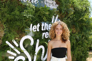 Cleo Wade  attends Aerie REALTreat in Collaboration with Create & Cultivate on June 08, 2019 in Los Angeles, California.