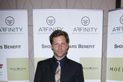 Jamie Bamber attends the Affinity Real Estate Shooting Stars Benefit Welcome Pairing Dinner at Asprey, New Bond Street on June 13, 2013 in London, England.  at Asprey London on June 13, 2013 in London, England.