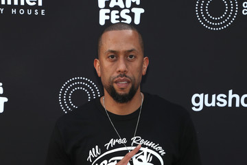 Affion Crockett Gushcloud Talent Agency Opening Party