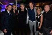 Niall Horan and Chris Gallagher Photos Photo