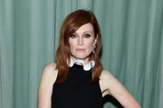 """Julianne Moore attends the """"After The Wedding"""" New York Screening  After Party at Hotel 50 Bowery Rooftop on August 06, 2019 in New York City."""