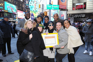 Afton Williamson  VH1's 'The Breaks' Series Gets NYC Street Renamed 'The Breaks' Way