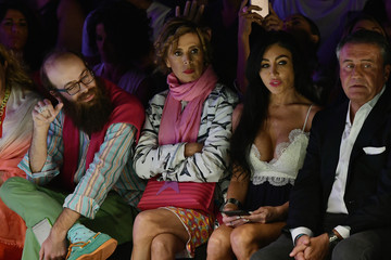 Agatha Ruiz De La Prada Miami Fashion Week - Fisico - Backstage/Front Row