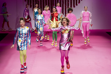 Agatha Ruiz De La Prada Agatha Ruiz De La Prada - Catwalk - Mercedes Benz Fashion Week Madrid Autumn/Winter 2019-20