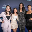 """Agnes Chu Premiere Of Disney +'s """"Diary Of A Future President"""" - Red Carpet"""