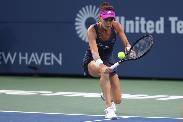 Agnieszka Radwanska Reveals Confidence Boost Ahead Of US Open