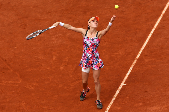 Agnieszka Radwanska - French Open: Day 6