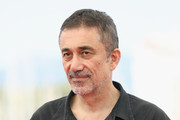 """Director Nuri Bilge Ceylan attends the photocall for the """"Ahlat Agaci"""" during the 71st annual Cannes Film Festival at Palais des Festivals on May 19, 2018 in Cannes, France."""
