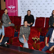Ahmed Hamidi 34th Cabourg Film Festival : Jury Photocall At Club De L'Etoile In Paris