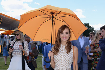 Ahna O'Reilly The Tenth Annual Veuve Clicquot Polo Classic - VIP