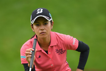 Ai Miyazato Evian Championship Golf - Day One