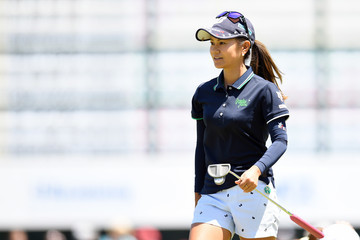 Ai Miyazato World Ladies Championship Salonpas Cup - Day 2