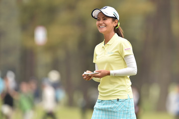 Ai Miyazato World Ladies Championship Salonpas Cup - Day 1