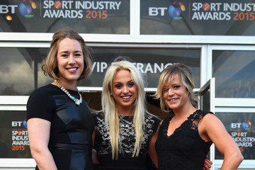 Aimee Fuller BT Sport Industry Awards