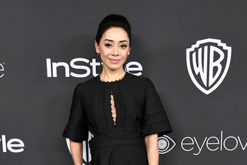 Aimee Garcia Warner Bros. Pictures and InStyle Host 18th Annual Post-Golden Globes Party - Arrivals