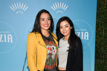 Aimee Garcia Cirque du Soleil Presents the Los Angeles Premiere Event of 'Luzia' - Arrivals