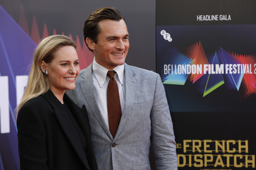 """Aimee Mullins """"The French Dispatch"""" UK Premiere - 65th BFI London Film Festival"""