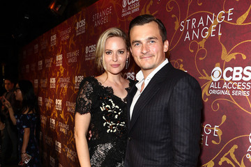 Aimee Mullins Premiere Of CBS All Access' 'Strange Angel' - Red Carpet