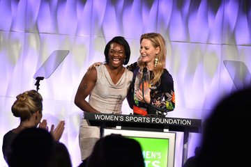 Aimee Mullins 37th Annual Salute to Women in Sports - Inside