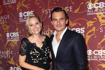 Aimee Mullins Premiere Of CBS All Access' 'Strange Angel' - Arrivals