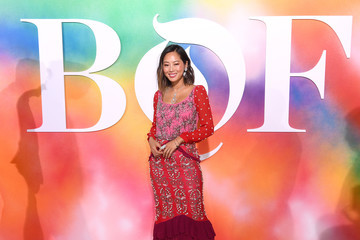 Aimee Song The Business Of Fashion Celebrates The #BoF500 2018 - Red Carpet Arrivals